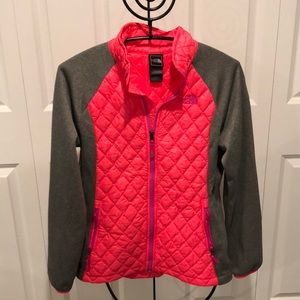 The North Face girls XL